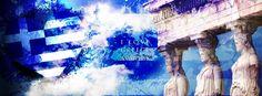 Facebook cover - I Love Greece