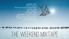The Weekend Mixtape - Every Friday you can look forward to a new playlist, purposefully designed just to make you smile. Estas Tonne, Sing Out, Nina Simone, Mixtape, Make You Smile, Singing, Friday, Songs, Make It Yourself