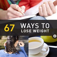 67 Science-Backed Ways to Lose Weight #weightloss #health #tips