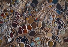 """""""Laborers collect salt from pools of evaporating saltwater in Niger. Once a crossroads of ancient trading empires, the landlocked country gained independence from France in Photograph by George Steinmetz/National Geographic. Patterns In Nature, Textures Patterns, Steinmetz, National Geographic Travel, Salt And Water, Color Of Life, Aerial View, Aerial Photography, Texture Photography"""