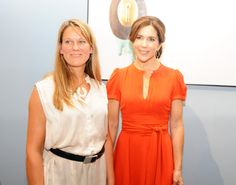 Skt.Loye Goldsmith Award 2012 handed over to Annette Dam at Designmuseum Denmark by Crownprincess Mary. Exhibit continues till 30/9 2012.