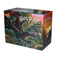 Harry Potter Boxed Set, Books 1-7 by J. K. Rowling (Paperback)