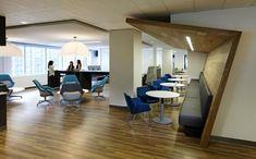 Commercial Design  IBI Group Interiors, 55 Bloor West, Manulife, BMO Marketing, Toronto