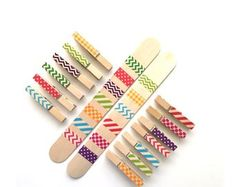 Pattern Matching Game with Clothespins - Montessori Study Materials - Toddler Game - Bes .Pattern matching game with clothes pegs - Montessori learning materials - Toddler game - Busy bag for toddlers - Busy bags Toddler Busy Bags, Toddler Play, Toddler Learning, Learning Toys, Preschool Learning, Learning Activities, Baby Play, Teaching, Montessori Toddler