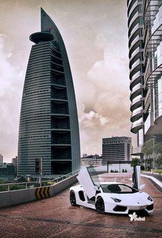 Lamborghini in Dubai 2012