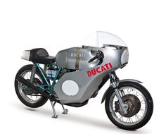 1972 Ducati 750SS Imola Racer