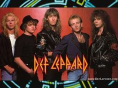 Listen to music from Def Leppard like Pour Some Sugar On Me - Remastered Hysteria & more. Find the latest tracks, albums, and images from Def Leppard. Def Leppard, Hard Rock, I Love Music, Music Is Life, Amazing Music, 80s Music, Rock Music, Music Mix, Camping 3