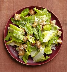 Lazy Day Caesar Salad - fish sauce instead of anchovies