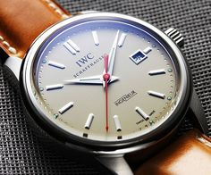IWC Ingenieur automatic Limited Edition Tribute To Italy, Ref.IW323309
