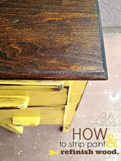How to Tell the Difference Between Wood Types In Antique Furniture ...
