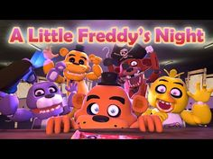 How to Make Five Nights at Freddy's 3 Not Scary! | FNAF 3 Not Scary! Baby Springtrap! - YouTube