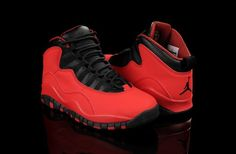 063247b22ac Air jordan 10 (varsity red). Jordans TrainersNike Air JordansRetro  JordansBuy ...