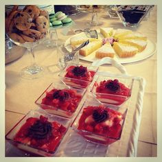 #breakfast at #villacattanistuart #food #sweet #cake