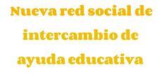 INSTERDISCIPLINAR - La red social mentorame.com pretende ser un punto de encuentro y cooperación entre los distintos alumnos de un centro educativo. Para ello esta plataforma web conectará alumnos que quieren ayudar en diferentes ámbitos, a otros alumnos que serán los demandantes de esa ayuda