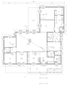 Future House, My House, House Layouts, Humble Abode, My Dream Home, Building A House, Diy Home Decor, House Plans, Sweet Home