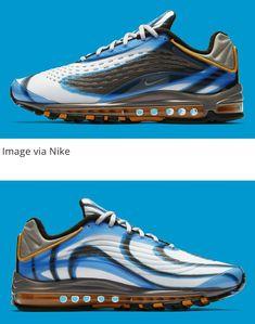 a69a302c5c8 Nike Air Max Deluxe. Rashad White