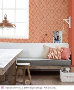 Behangcollectie Art of Living van BN Wallcoverings