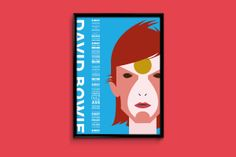 Musical Heroes by Federica Lastrucci, via Behance