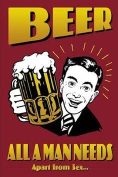 beer poster #vintage