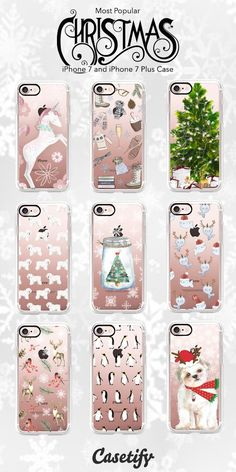 Check the newest iPhone 7 and iPhone 7 Plus Case that are the most popular this holiday season right now. Shop them all here > https://www.casetify.com/artworks/sNPgbHbBHV