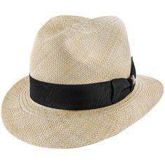 bd78735bbdaca Quito - Biltmore Grade 3 Panama Fedora Hat -BS5949