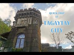 Quick Trip at Tagaytay City - WATCH VIDEO HERE -> http://philippinesonline.info/travel/quick-trip-at-tagaytay-city/   Here's a quick trip around Tagaytay, a city located in the province of Cavite, Philippines, a cool place for family outings and nature loving pips. It is like a sister to the northern haven, Baguio City. Since i haven't covered much everything I will be coming back for more. Places:...