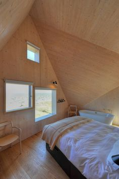 This would be an amazing music studio! Dune House (by Jarmund/Vigsnaes Arkitekter)