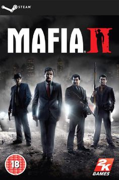 Mafia II (STEAM GIFT) DIGITAL 8,96€