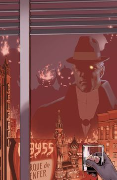 Trinity of Sin: Phantom Stranger - ...Luck Be A Lady.