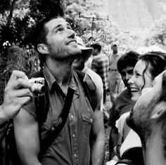 Monica Emerson to LOST FANS UNITE! Behind the scenes with Evangeline Lilly, Matthew Fox and a hint of Dominic Monaghan