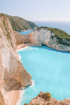 20 Very Best Greek Islands To Visit Zakynthos Greek Islands Vacation, Greek Islands To Visit, Best Greek Islands, Greece Islands, Greece Sea, Crete Greece, Santorini Greece, Athens Greece, Vacation Places