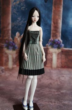 Two outfits for ED dolls. Fit both: resin and porcelain. | Flickr