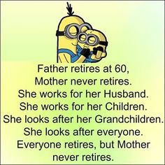 Every Mom in this world is a reflection of wow! Mom Quotes, Quotes For Kids, Sign Quotes, True Quotes, Great Quotes, Funny Quotes, Inspirational Quotes, Minion Jokes, Minions Quotes