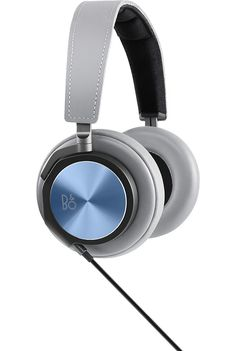 B&O PLAY BY BANG & OLUFSEN - H6 leather over-ear headphones…