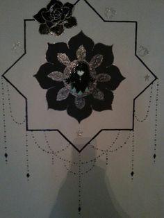Eigen ontwerp muurschildering