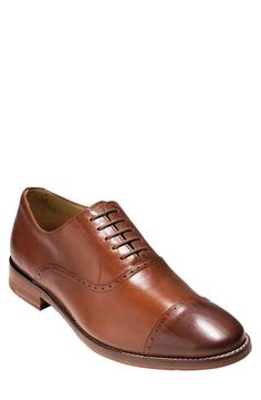Cole Haan 'Cambridge' Cap Toe Oxford (Men)