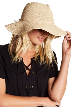 Sefa Woven Hat