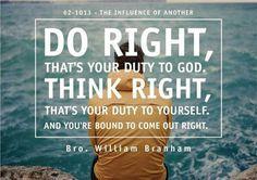 Do Right!