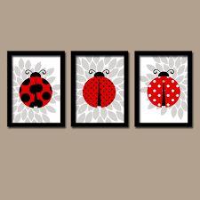 Image result for ladybug nursery