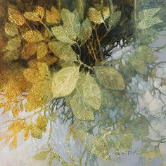 Linda Kemp acrylic artist