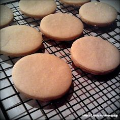 White Lights on Wednesday: No Fail Sugar Cookies