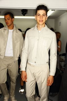 Simone Nobili #Backstage #fashion
