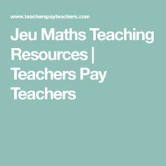 Browse math tiles resources on Teachers Pay Teachers, a marketplace trusted by millions of teachers for original educational resources. Teacher Resources, Teacher Pay Teachers, Teaching Math, Worksheets, Education, Tiles, Cards, Room Tiles, Tile