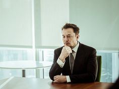 Teslas Elon Musk May Have Boldest Pay Plan in Corporate History
