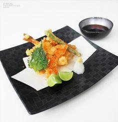 Seared Tempura Recipe Details, Tempura, Dairy, Japanese, Cheese, Ethnic Recipes, Food, Japanese Language, Eten