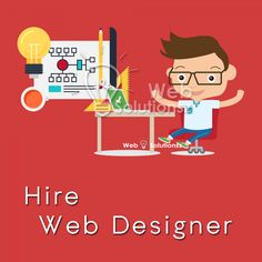 We provide best web developers to provide complete solutions for a website. A designer can design any kind of website. You will have direct access to designers, so you can directly communicate with the web designer.