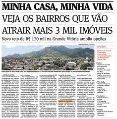 Jornal A Gazeta 12/10/2012 - Dinheiro