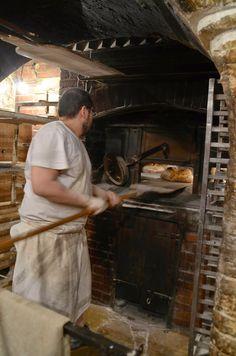 Fresh baked bread at #poilâne