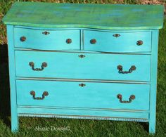 a little bit o' Shizzle: Best Painted Furniture Renovations of 2012 by Shizzle Design  http://alittlebitoshizzle.blogspot.com/2012/12/best-painted-furniture-renovations-of.html#