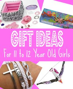Best Gifts for 11 Year Old Girls in 2014 - Christmas, Birthday and 11-12 Year Olds